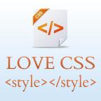 LOVE CSS